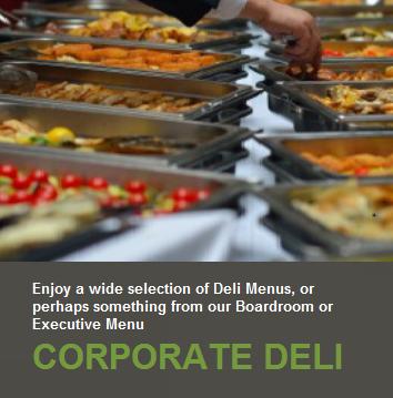 Enjoy A Wide Selection Of Corporate Deli Menus