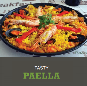 Tasty Paella