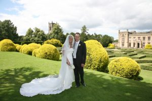 Elvaston wedding 1 300x200 - New Venue - Elvaston Castle