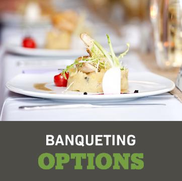 banqueting - Menus