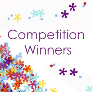 competition winners 300x300 - Competition Winners!
